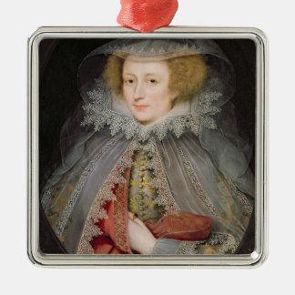 キャサリンKilligrewのJermyn 1614年女性(鍋の油 メタルオーナメント