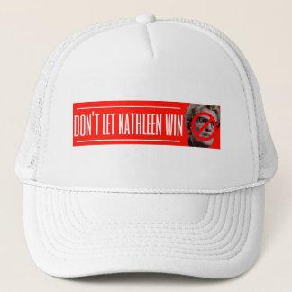 「キャサリーンの勝利」帽子許可しないで下さい キャップ