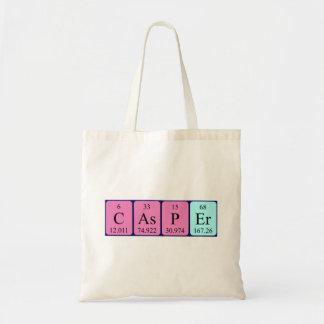 キャスパーの周期表の名前のトートバック トートバッグ