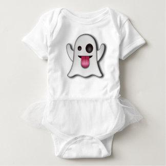 キャスパーの隣の最もかわいい幽霊! ベビーボディスーツ
