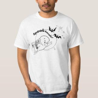 キャスパーハロウィンSpooktacular Tシャツ