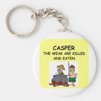 キャスパー キーホルダー