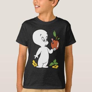 キャスパーApple Tシャツ