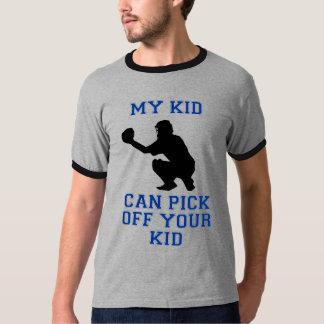 キャッチャーのTシャツ Tシャツ