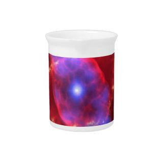 キャッツ・アイの星雲の白熱 ピッチャー