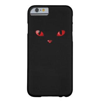 キャッツ・アイの赤のやっとそこにiPhone6ケース Barely There iPhone 6 ケース