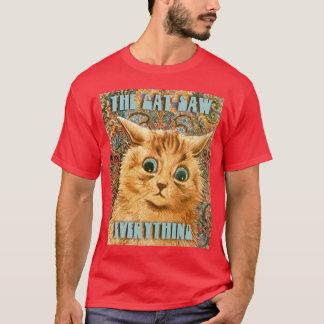 キャッツ・アイ Tシャツ