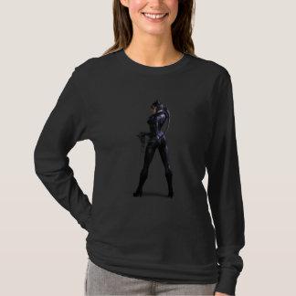 キャットウーマン色 Tシャツ