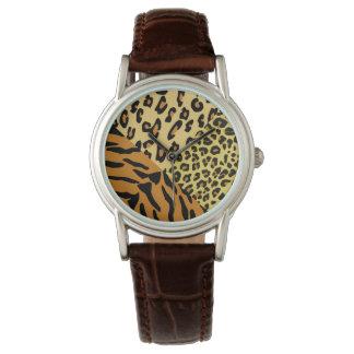 キャットファイト 腕時計