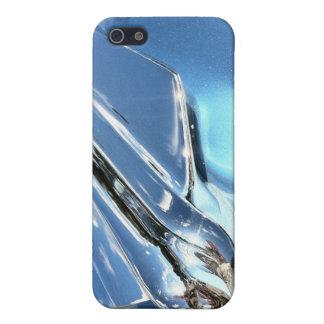 キャデラックのクロムiphone 4ケース iPhone 5 cover
