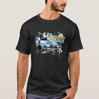 キャデラックのロウライダーのTシャツIII Tシャツ