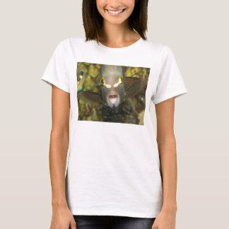 キャプションのフランスのなAngelfish、 Tシャツ