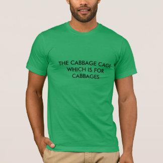キャベツのためであるキャベツおり Tシャツ