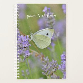 キャベツ白の蝶 プランナー手帳
