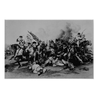 キャムデンの戦い ポスター