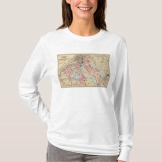キャムデン、グロスター郡、NJ Tシャツ