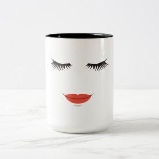 キャラクターのマグ ツートーンマグカップ