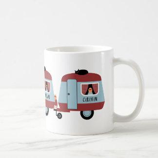 キャラバン コーヒーマグカップ