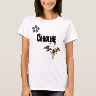 キャロライン Tシャツ