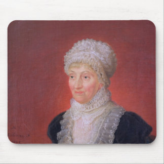 キャロラインHerschel 1829年 マウスパッド