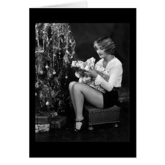 キャロル・ロンバードのクリスマス カード
