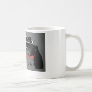 キャンセルするその決して余りに遅い コーヒーマグカップ