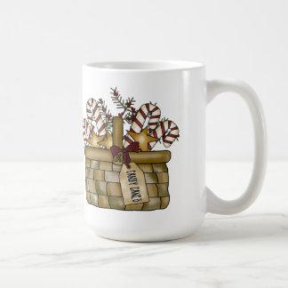 キャンディ・ケーンのクリスマスのマグ コーヒーマグカップ