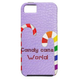 キャンディ・ケーンの世界 iPhone SE/5/5s ケース