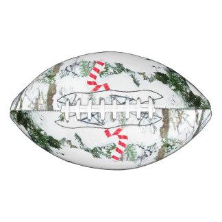 キャンディ・ケーンの装飾 アメリカンフットボール