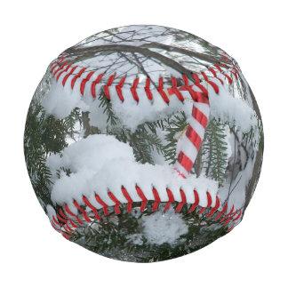 キャンディ・ケーンの装飾 野球ボール