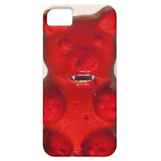 キャンデーくまを吸う血 iPhone 5 カバー