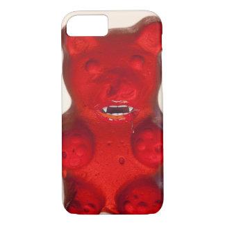 キャンデーくまを吸う血 iPhone 7ケース