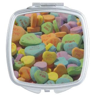 キャンデーのハートは私の物あなたがテンプレートを織るI愛です