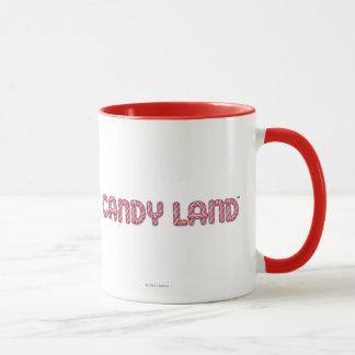 キャンデーの土地のロゴ マグカップ