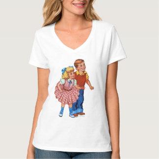 キャンデーの土地の子供 Tシャツ