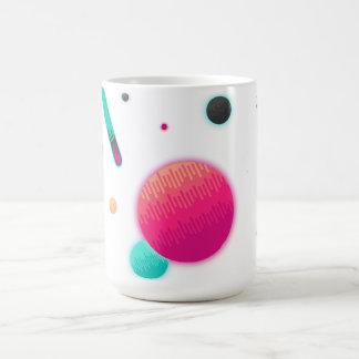 キャンデーの宇宙 コーヒーマグカップ