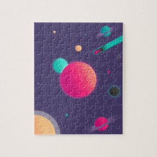 キャンデーの宇宙 ジグソーパズル