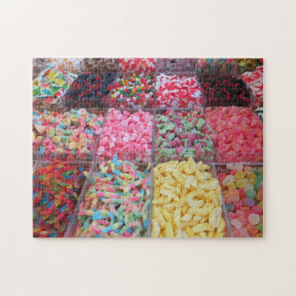 キャンデーの市場 ジグソーパズル