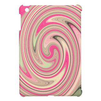 キャンデーの渦巻 iPad MINI カバー