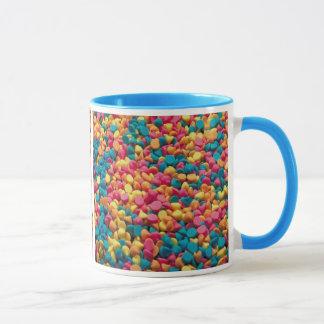 キャンデーの破片-マグ マグカップ