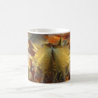 キャンデーの話し手ホイルMANDELBULB 3D コーヒーマグカップ