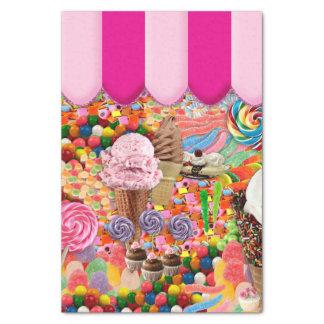 キャンデーのSweet sixteenのアイスクリーム 薄葉紙