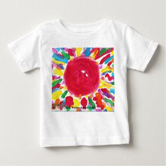 キャンデーは自閉症の芸術家に水をまきます ベビーTシャツ