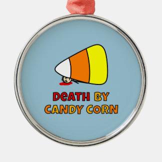 キャンデートウモロコシによる死 メタルオーナメント