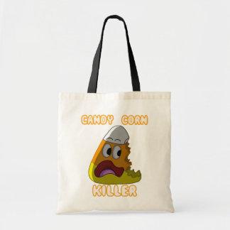 キャンデートウモロコシのキラートリック・オア・トリートのバッグ トートバッグ