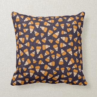 キャンデートウモロコシのハロウィンの枕 クッション