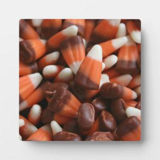 キャンデートウモロコシのプラク フォトプラーク