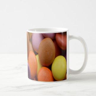 キャンデーボタン コーヒーマグカップ