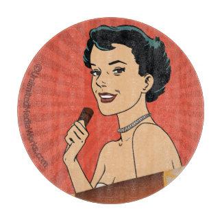 キャンデーロール女の子 カッティングボード