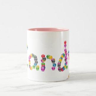 キャンデー-マグ ツートーンマグカップ
